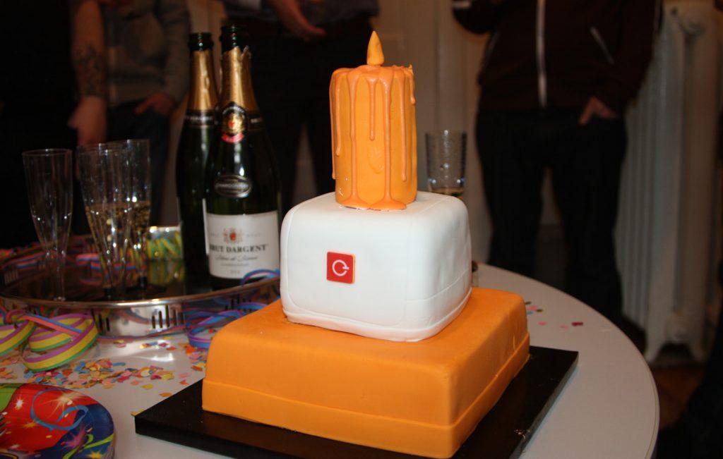 eBlocker birthday celebration